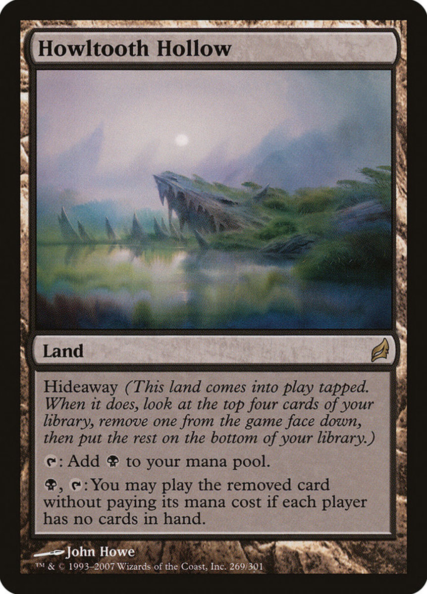Top 5 Hideaway Lands in Magic: The Gathering