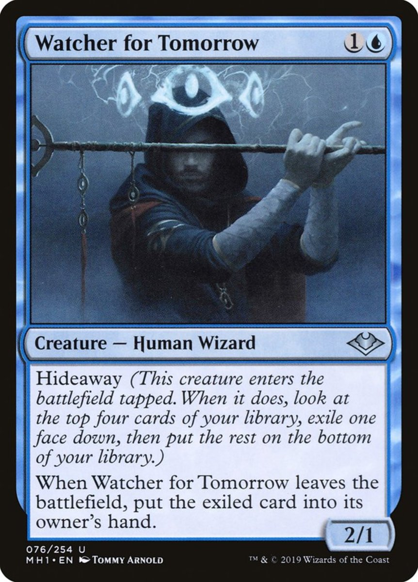 Watcher for Tomorrow mtg