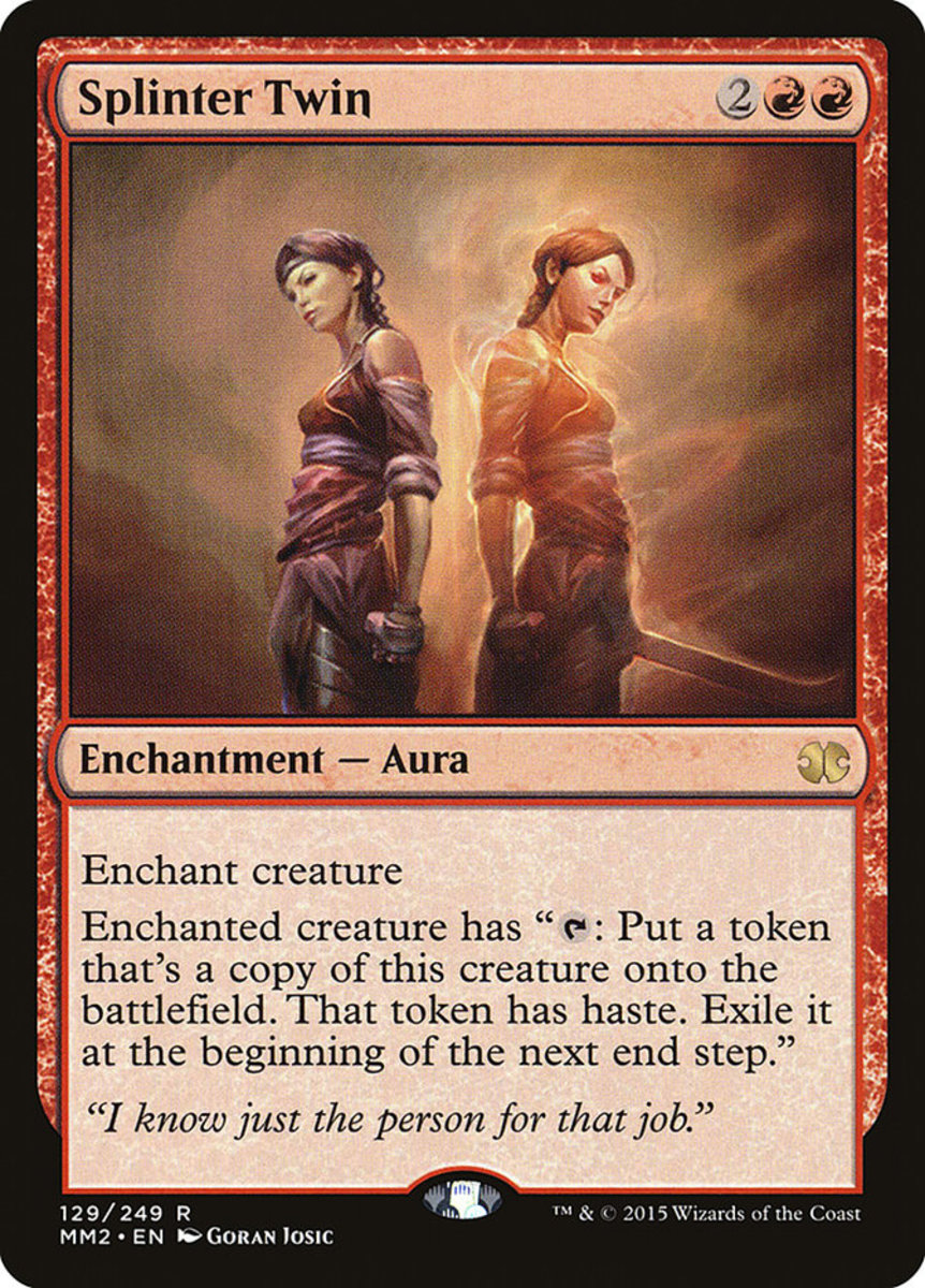 Splinter Twin mtg