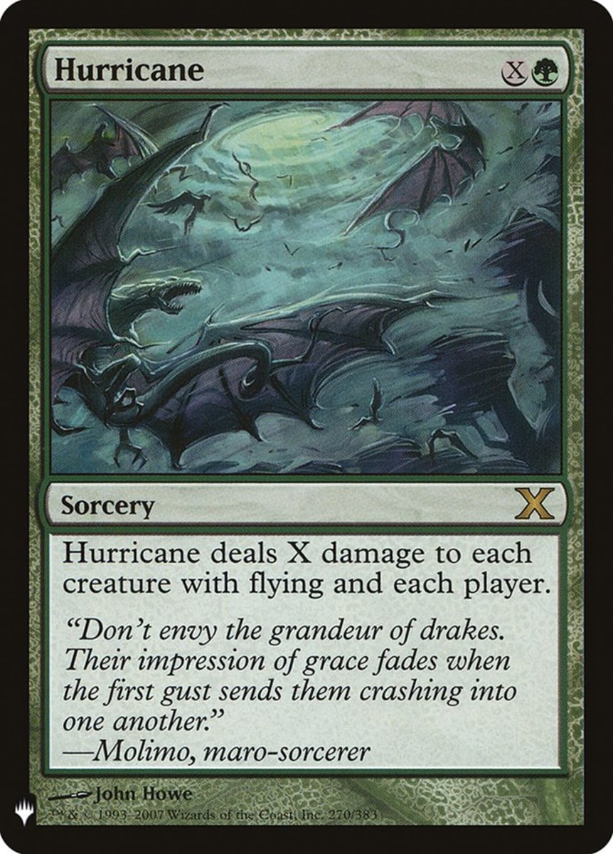 Top 10 Green Anti-Flying Spells in Magic: The Gathering