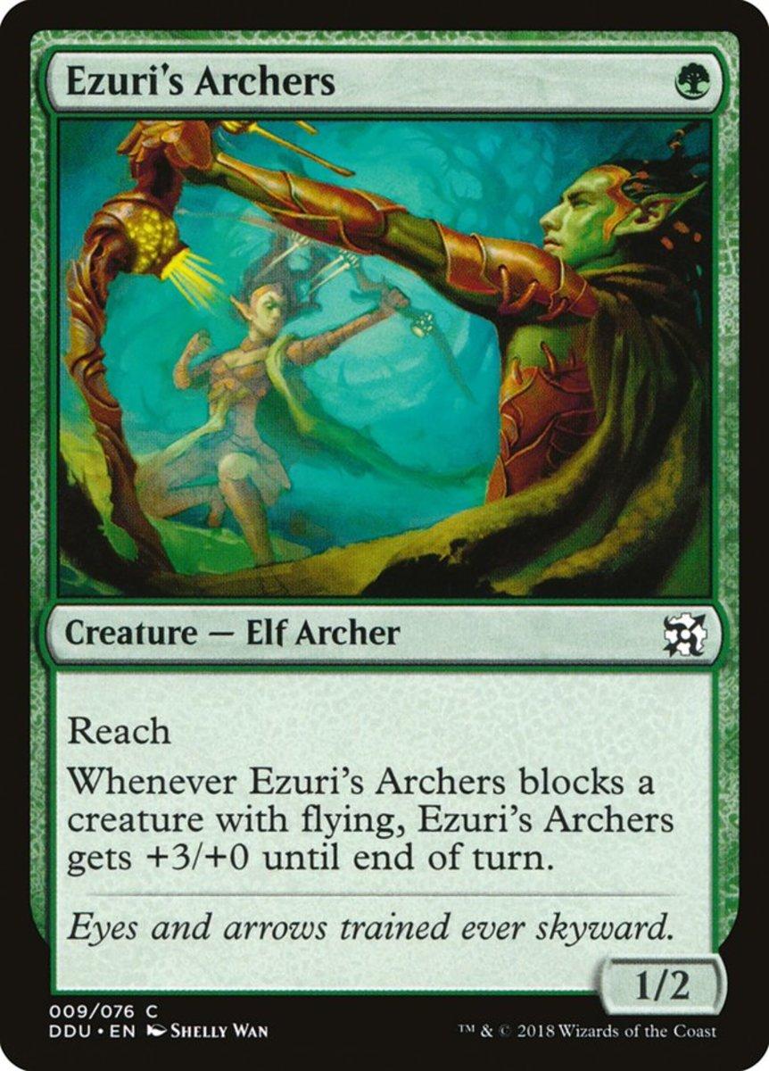 Ezuri's Archers mtg