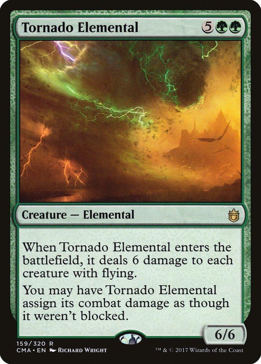 Tornado Elemental mtg