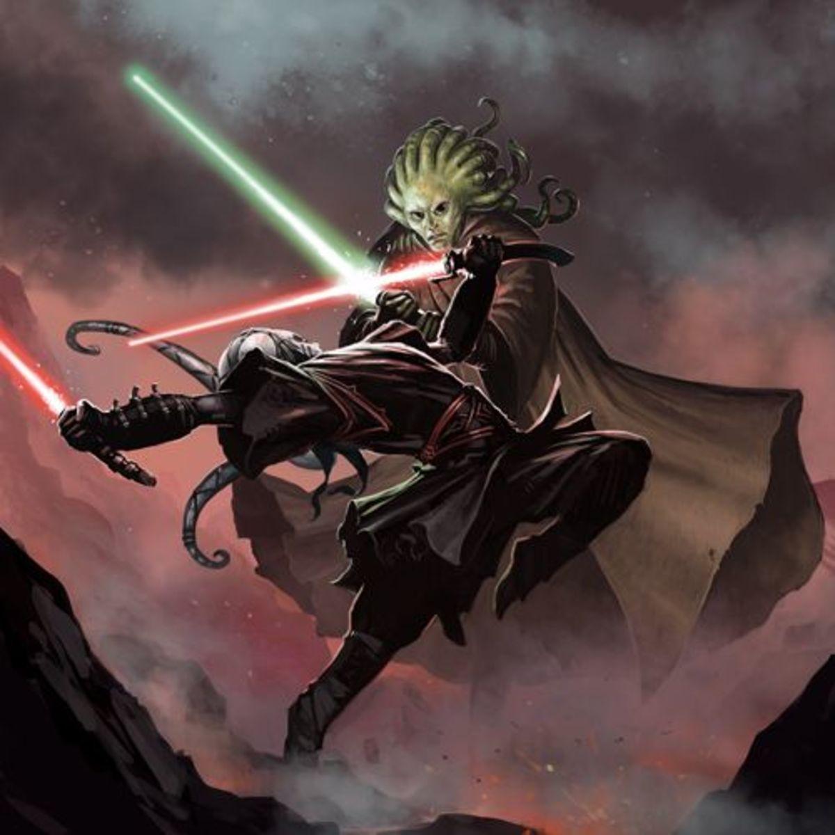 Tràkata in Star Wars