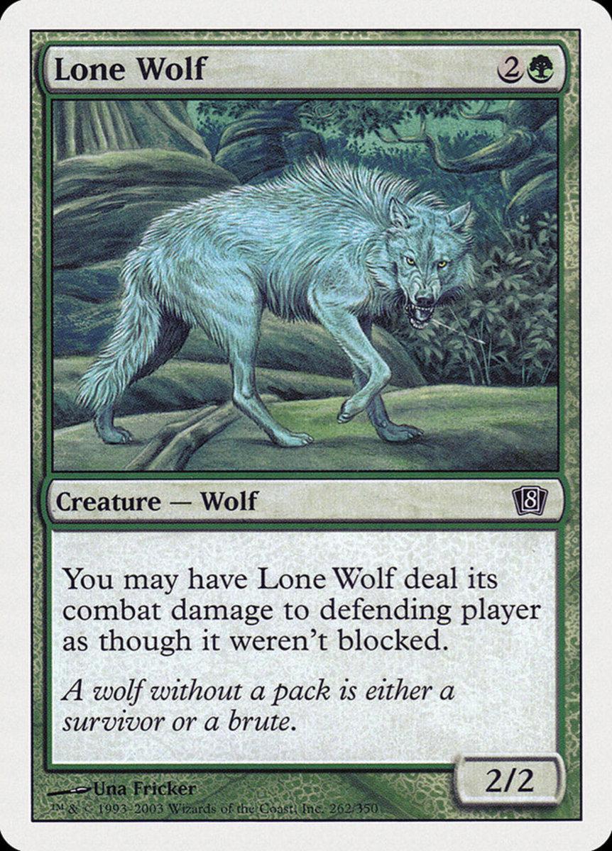 Lone Wolf mtg