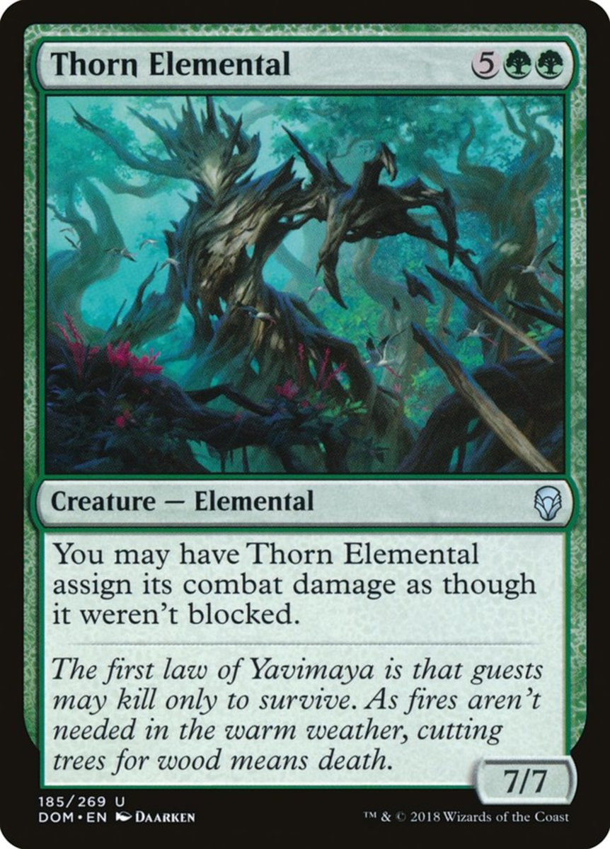 Thorn Elemental mtg