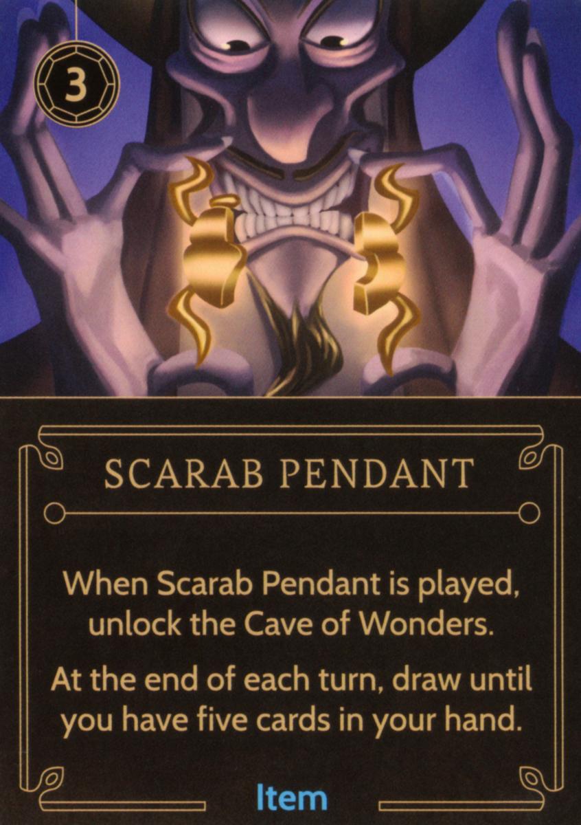 Scarab Pendant item card