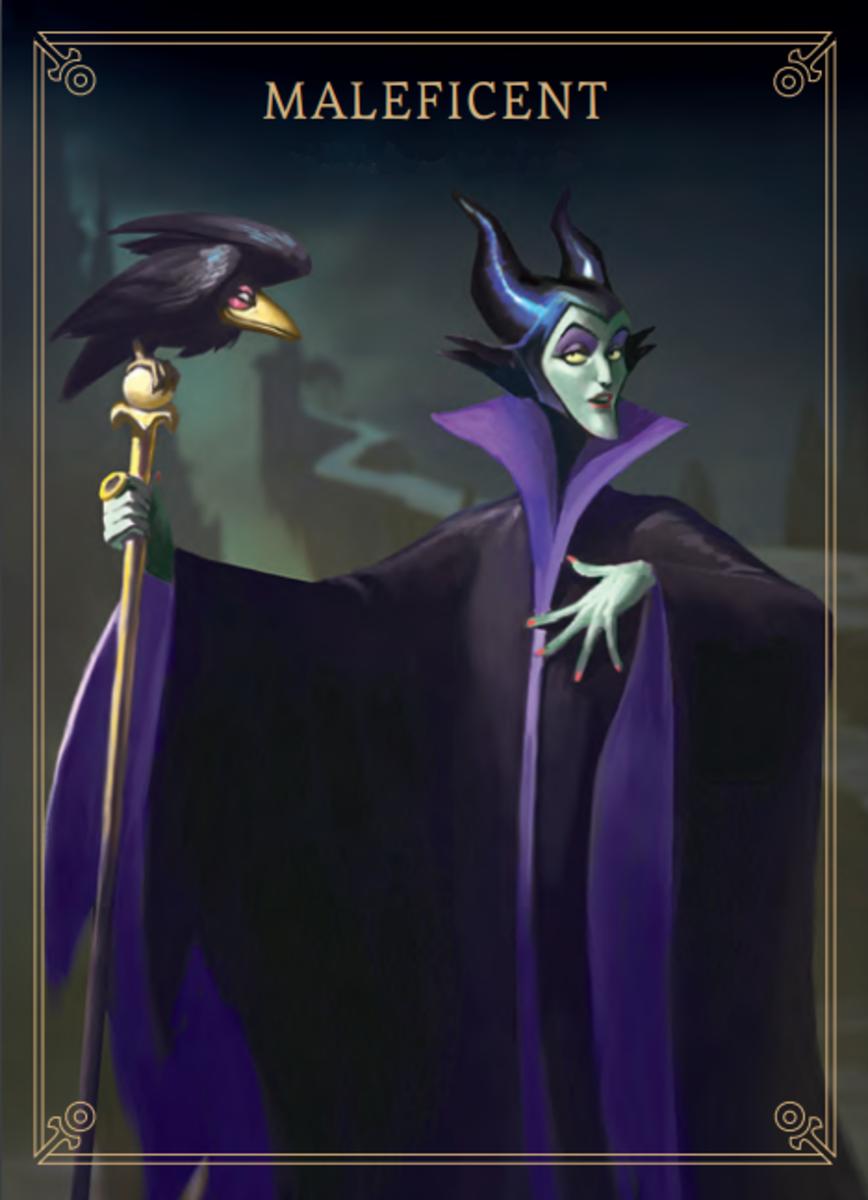 Maleficent in Villainous
