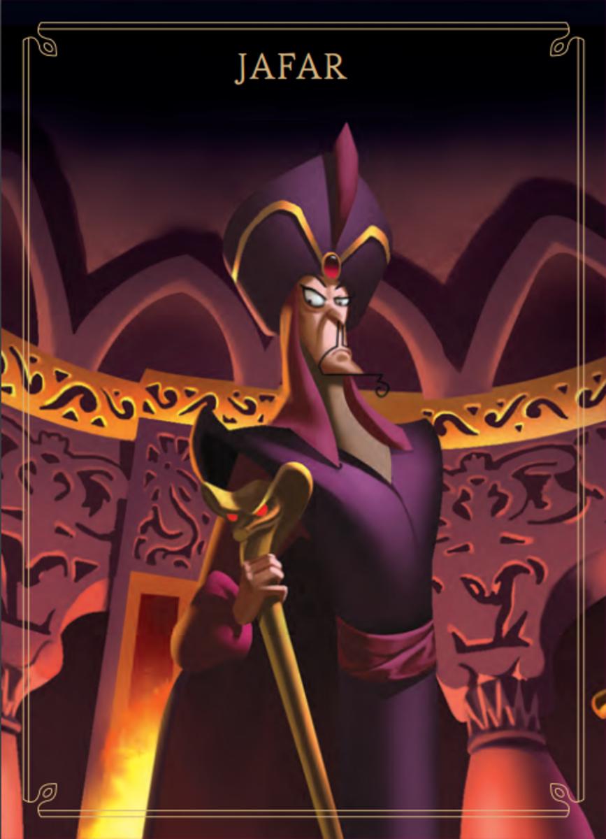 Jafar in Villainous