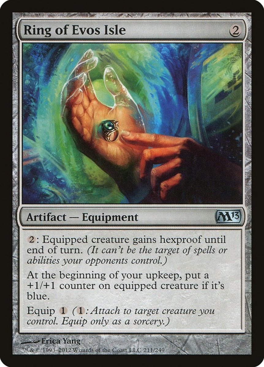 Top 5 Artifact Rings in Magic: The Gathering
