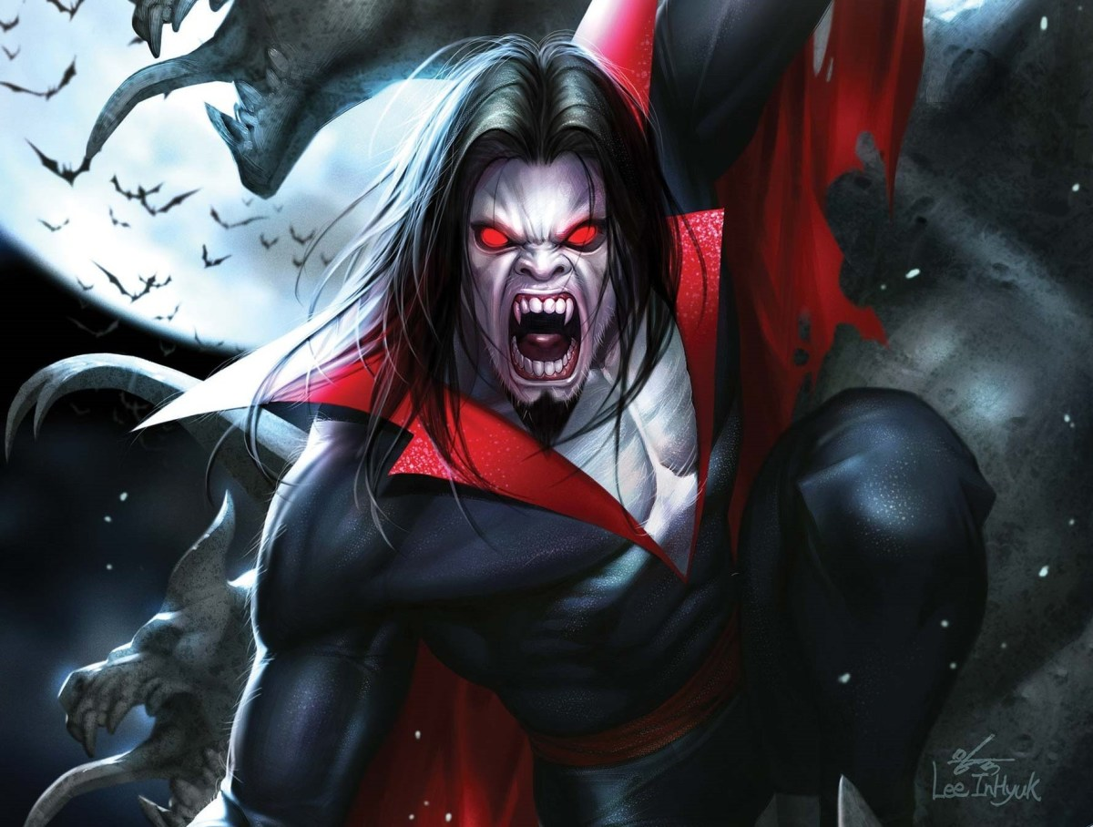 Michael Morbius, the Living Vampire