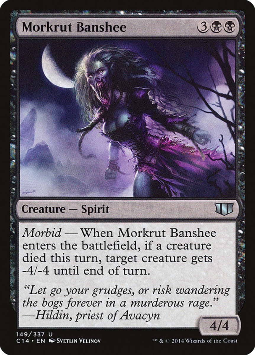 Top 10 Morbid Cards in Magic: The Gathering