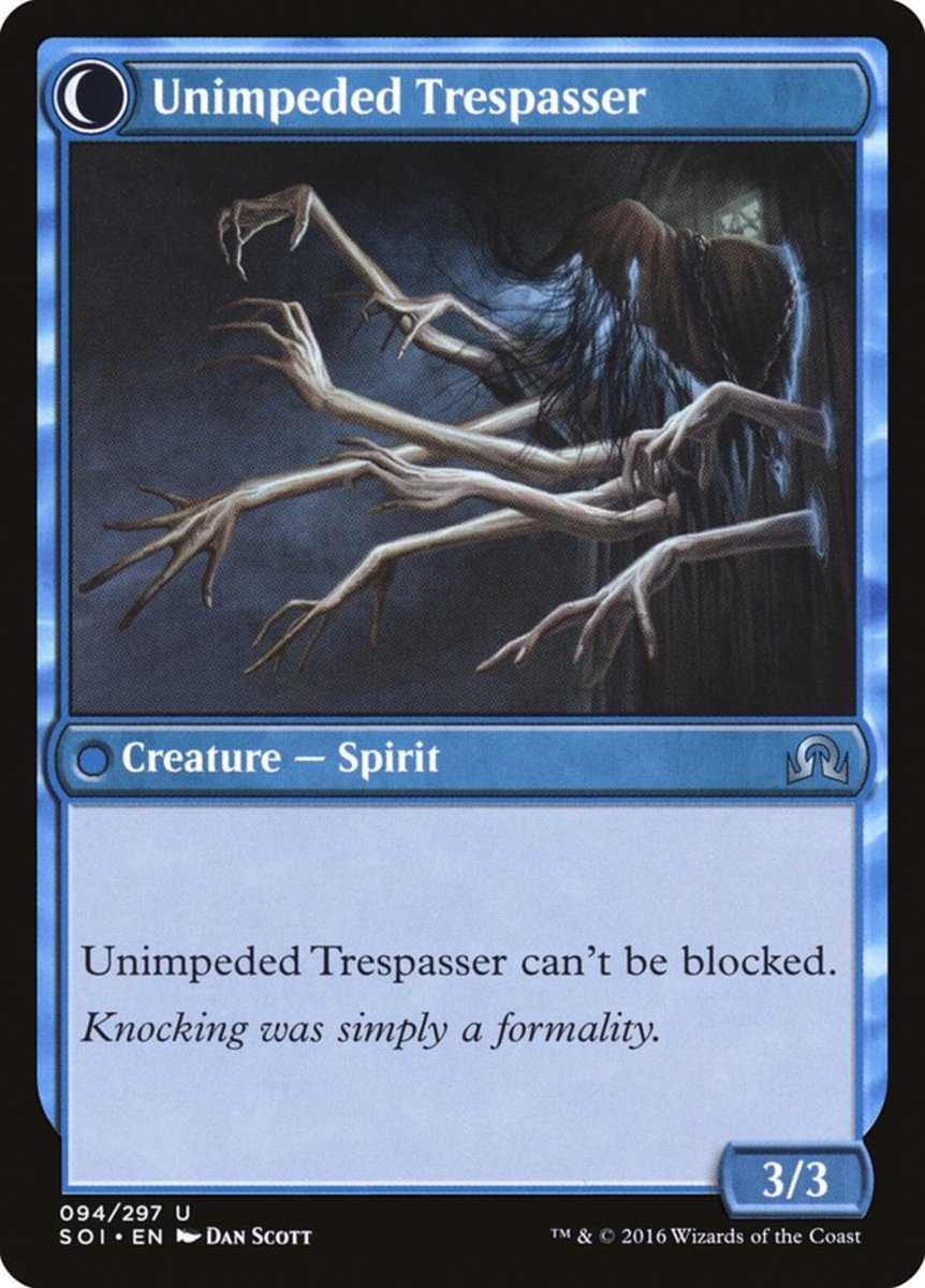 Unimpeded Trespasser mtg