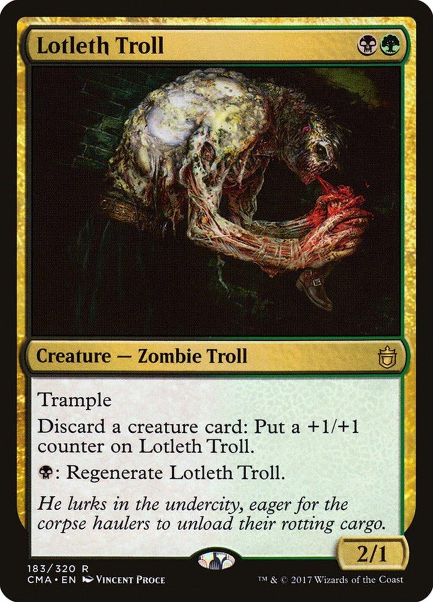 Lotleth Troll mtg