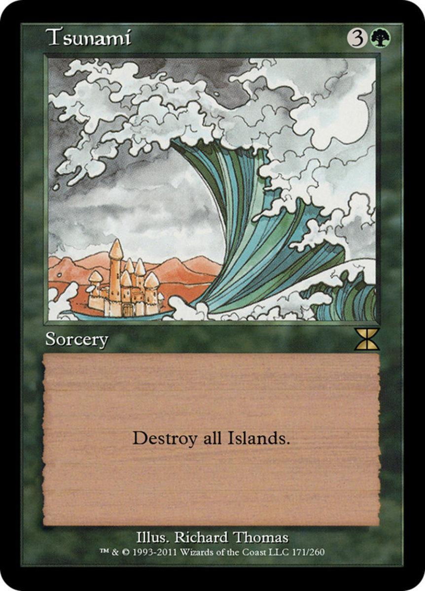Tsunami mtg