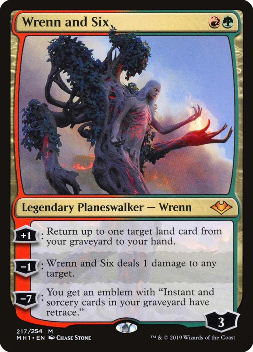Wrenn and Six mtg