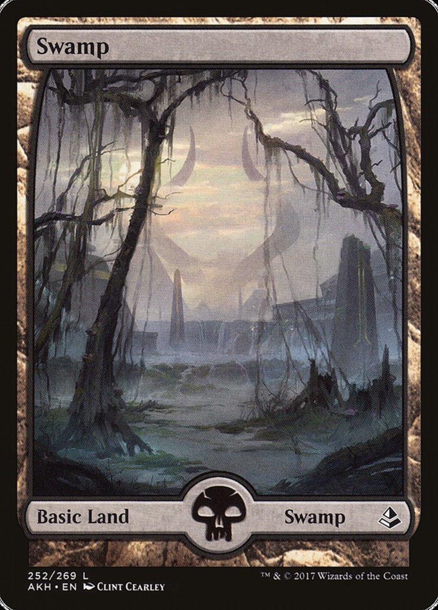 Amonkhet Swamp
