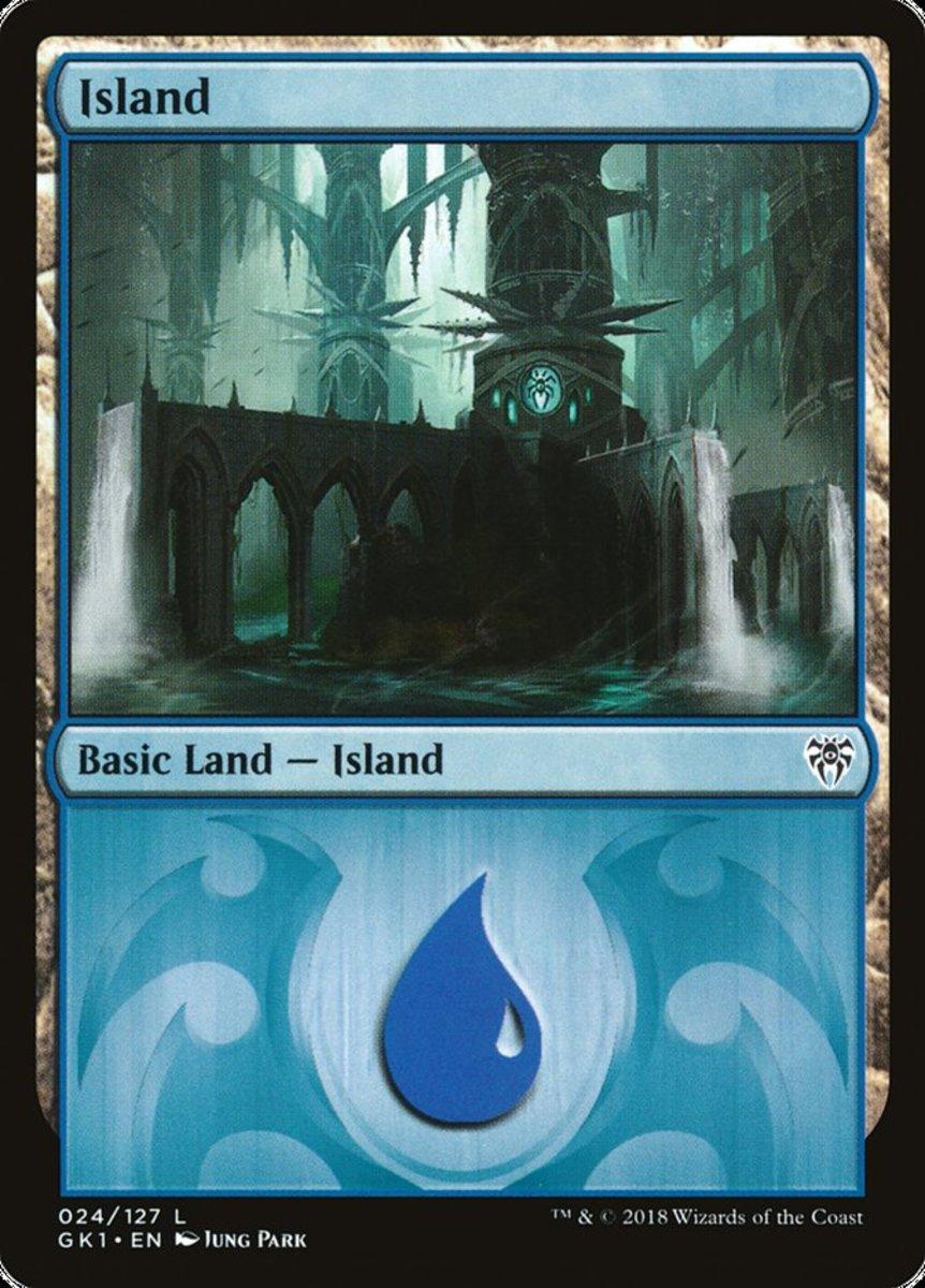 Guild Kit: Dimir Island