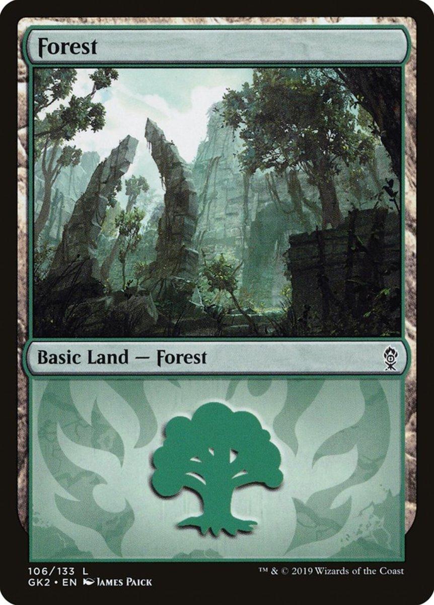 Guild Kit: Gruul Forest