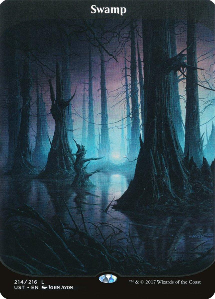 Unstable Swamp