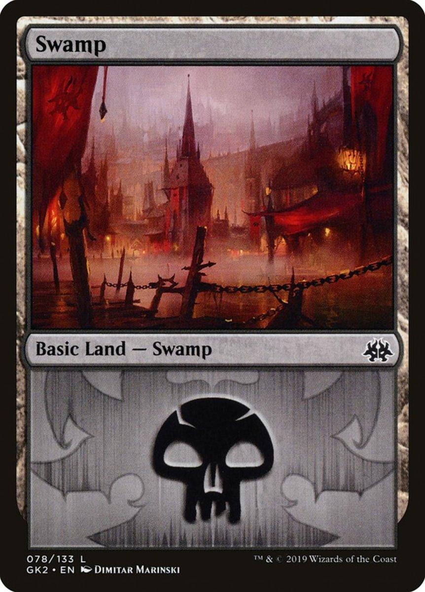 Guild Kit: Rakdos Swamp