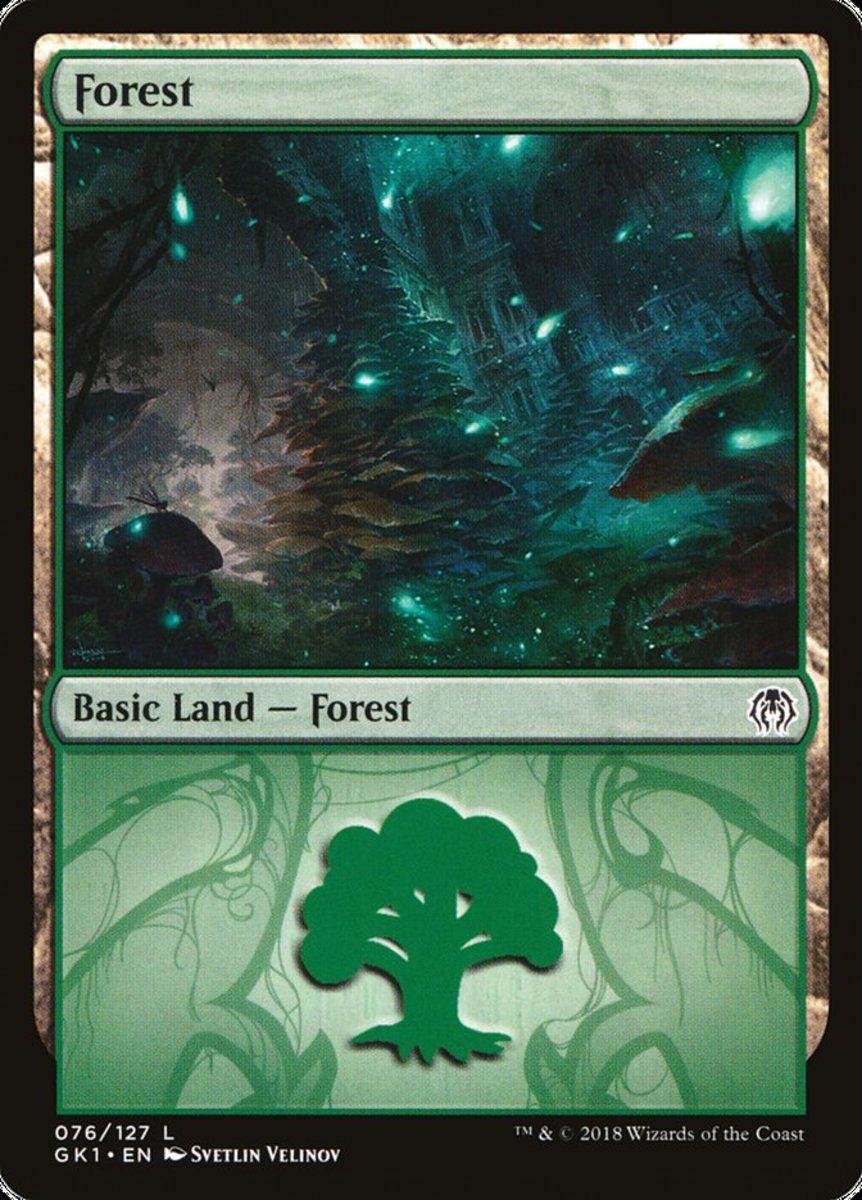 Guild Kit: Golgari Forest