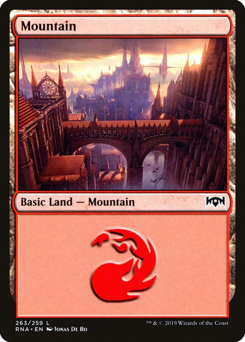 Top 10 Basic Land Sets (Based on Artwork) in Magic: The Gathering