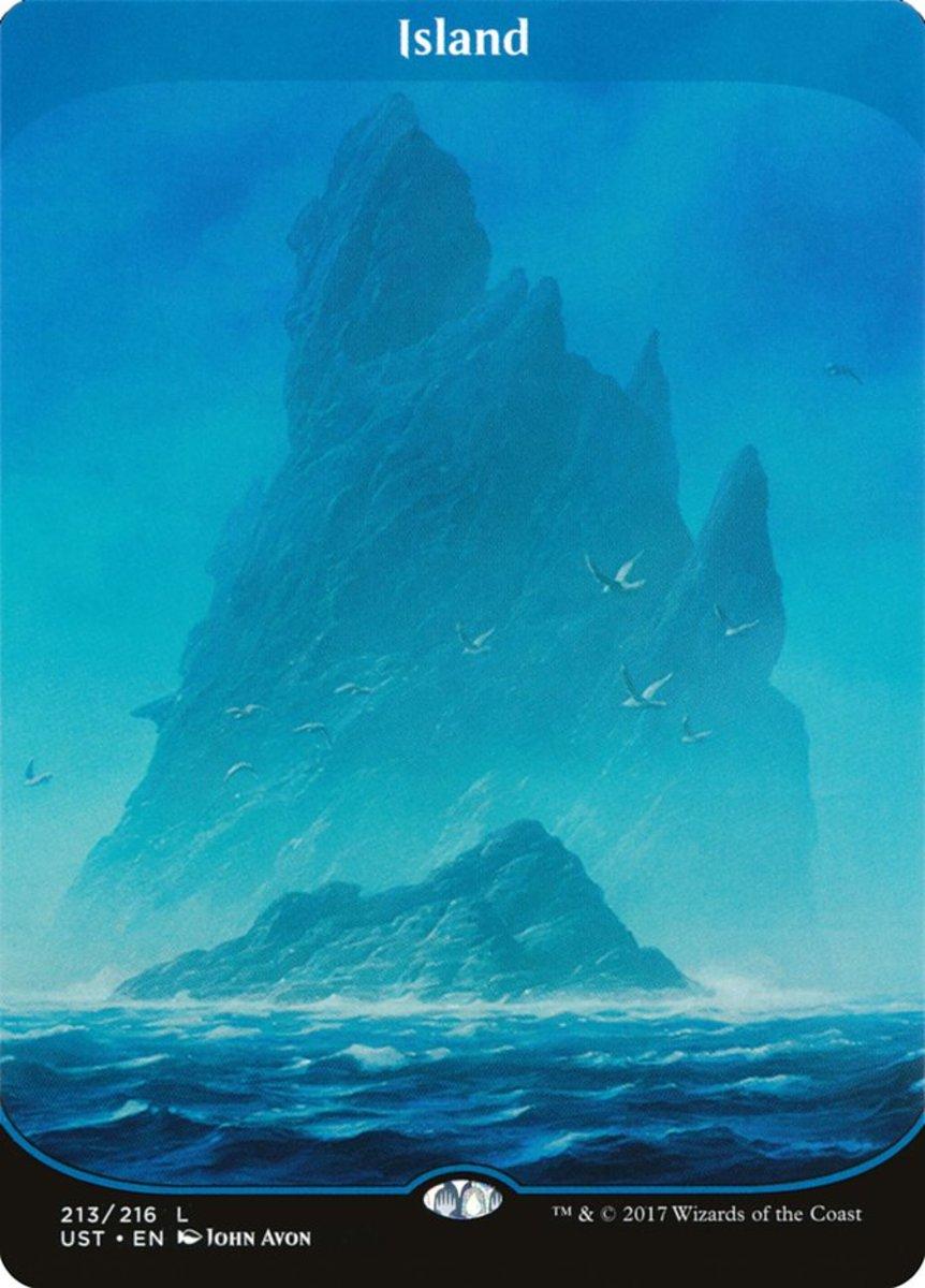 Unstable Island