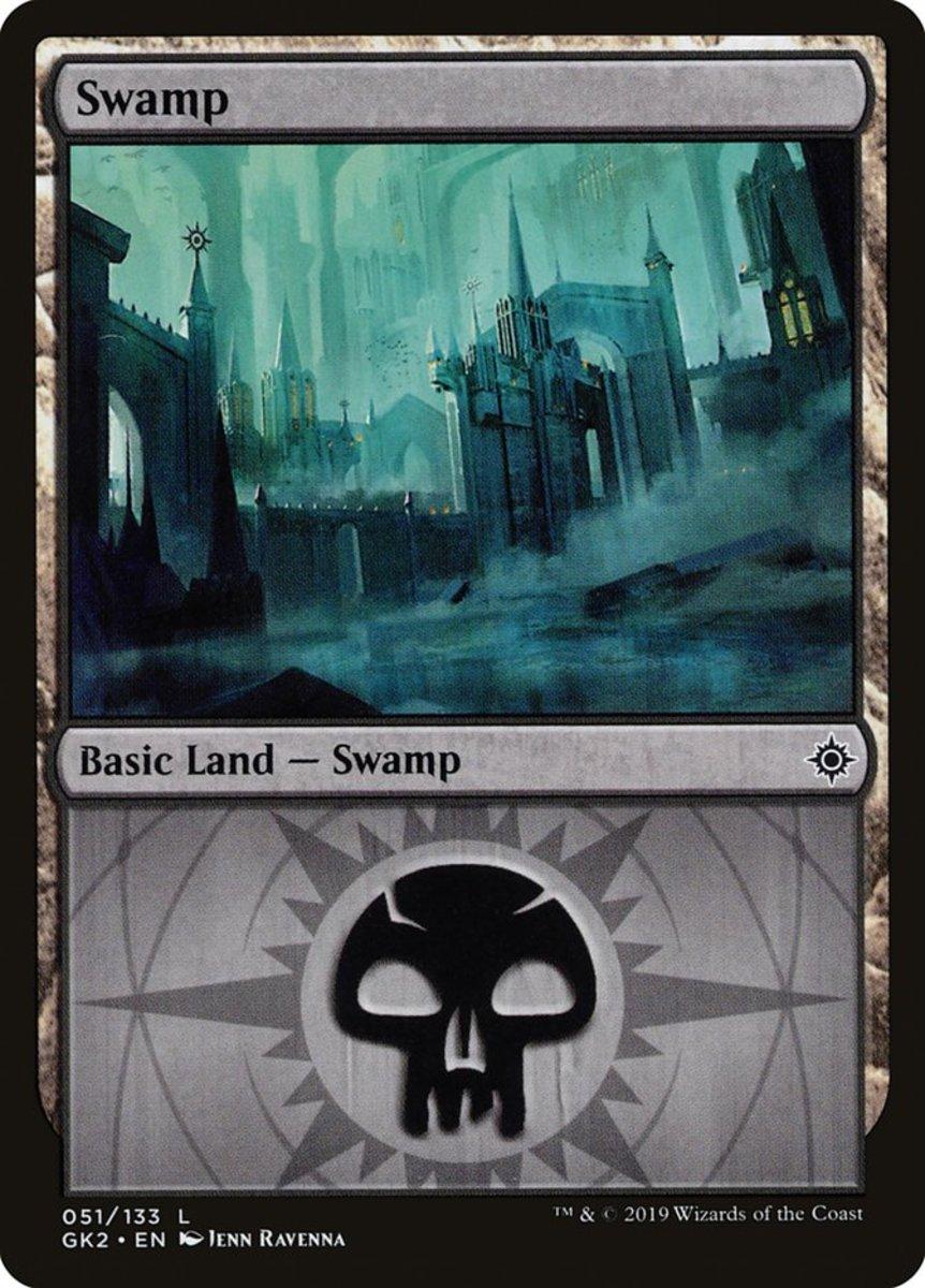 Guild Kit: Orzhov Swamp