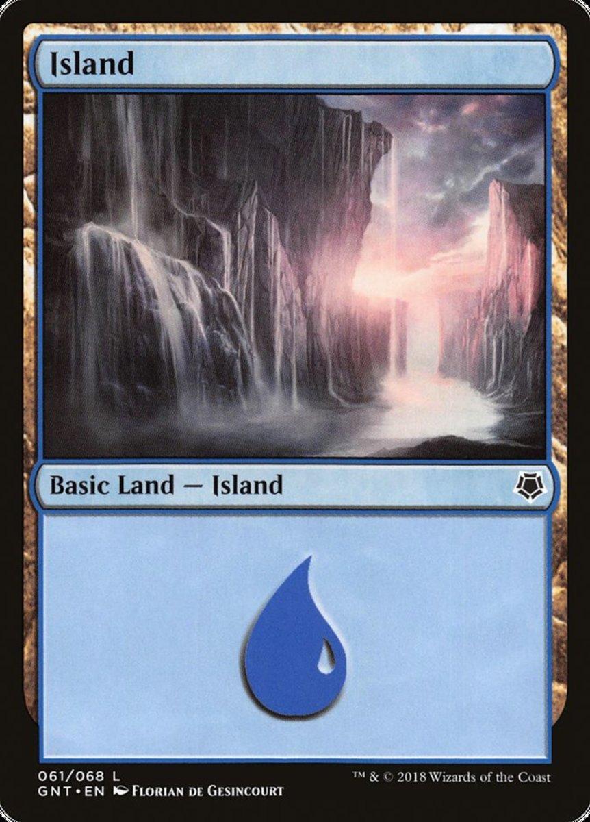 Game Night Island