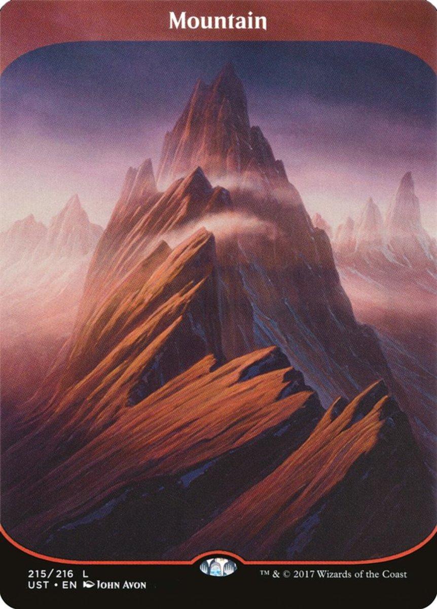 Unstable Mountain