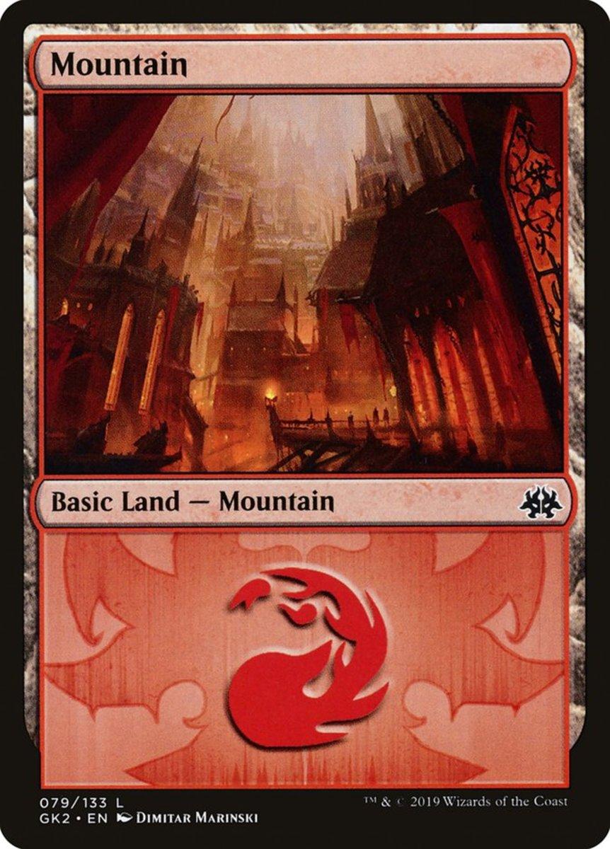 Guild Kit: Rakdos Mountain