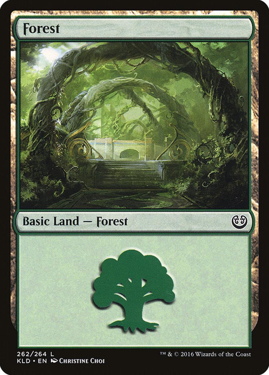 Kaladesh Forest