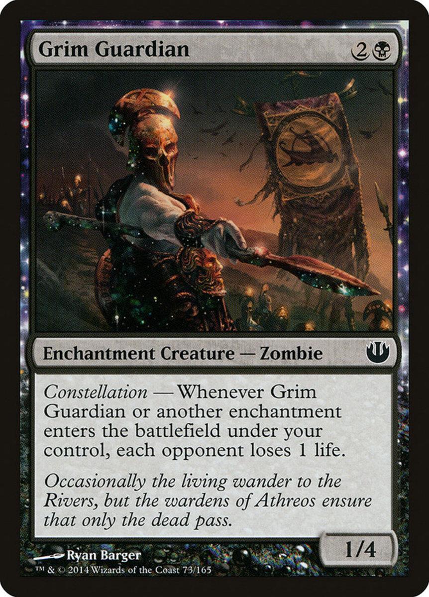Grim Guardian mtg