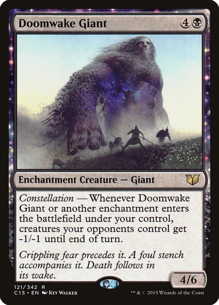 Doomwake Giant mtg