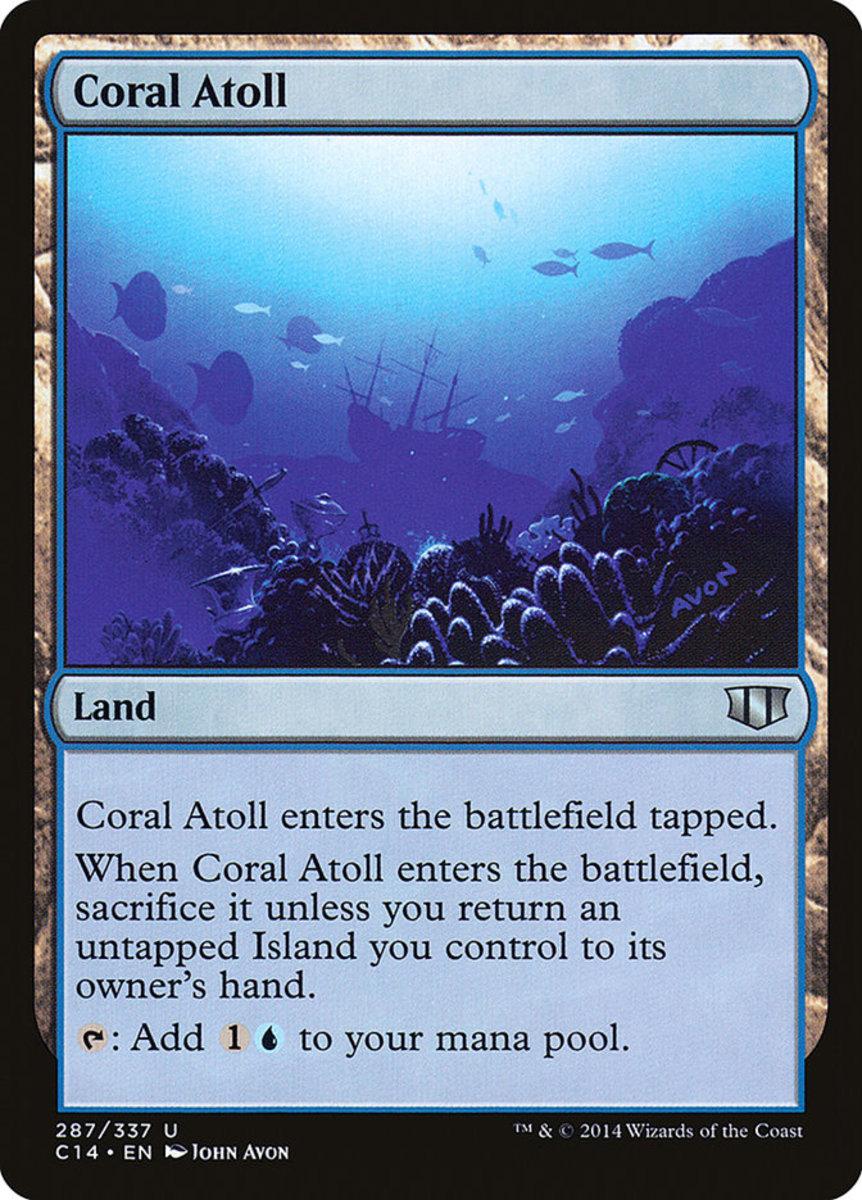 Coral Atoll mtg