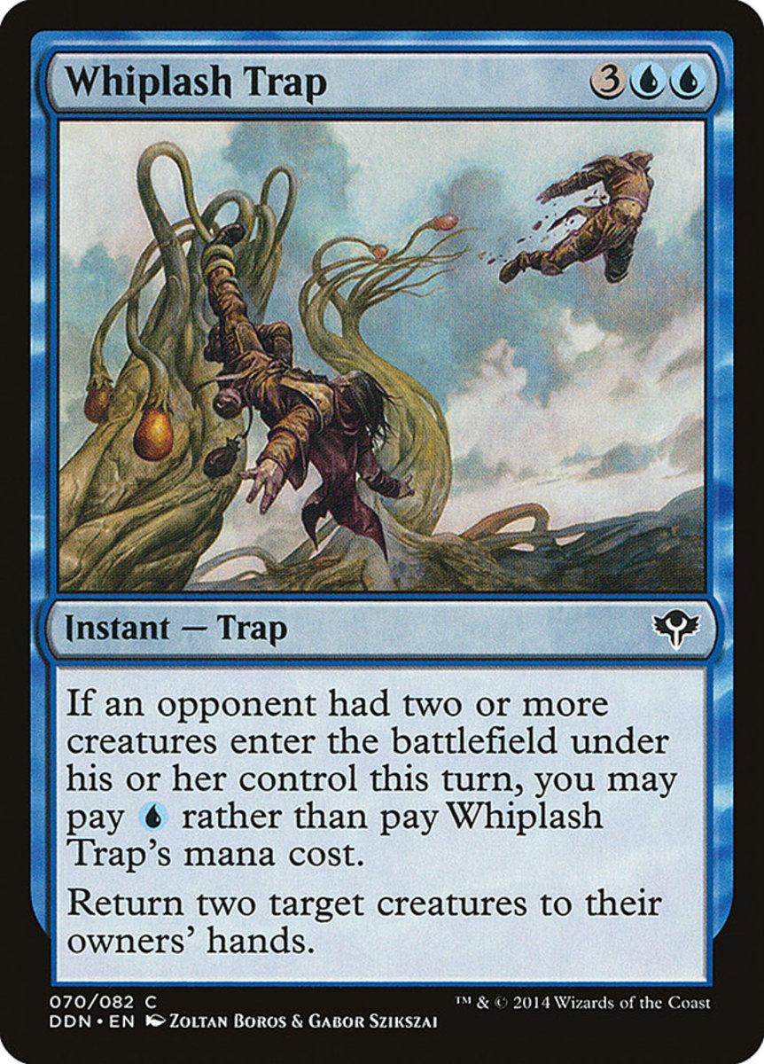 Whiplash Trap mtg