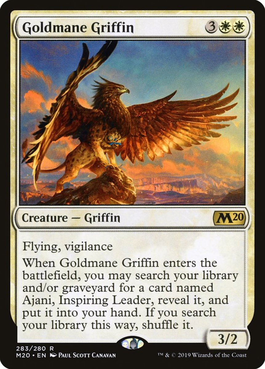 Goldmane Griffin mtg