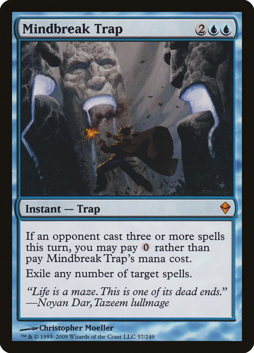 Mindbreak Trap mtg