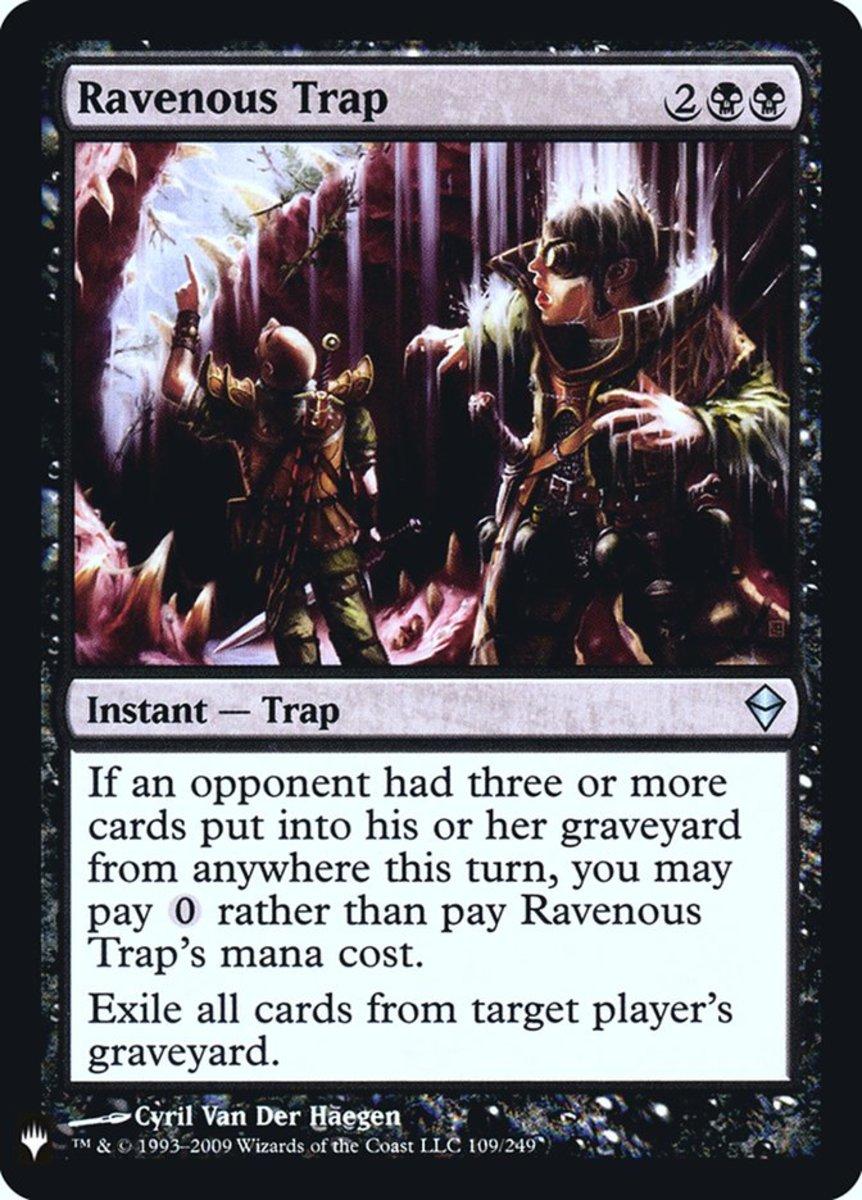 Ravenous Trap mtg