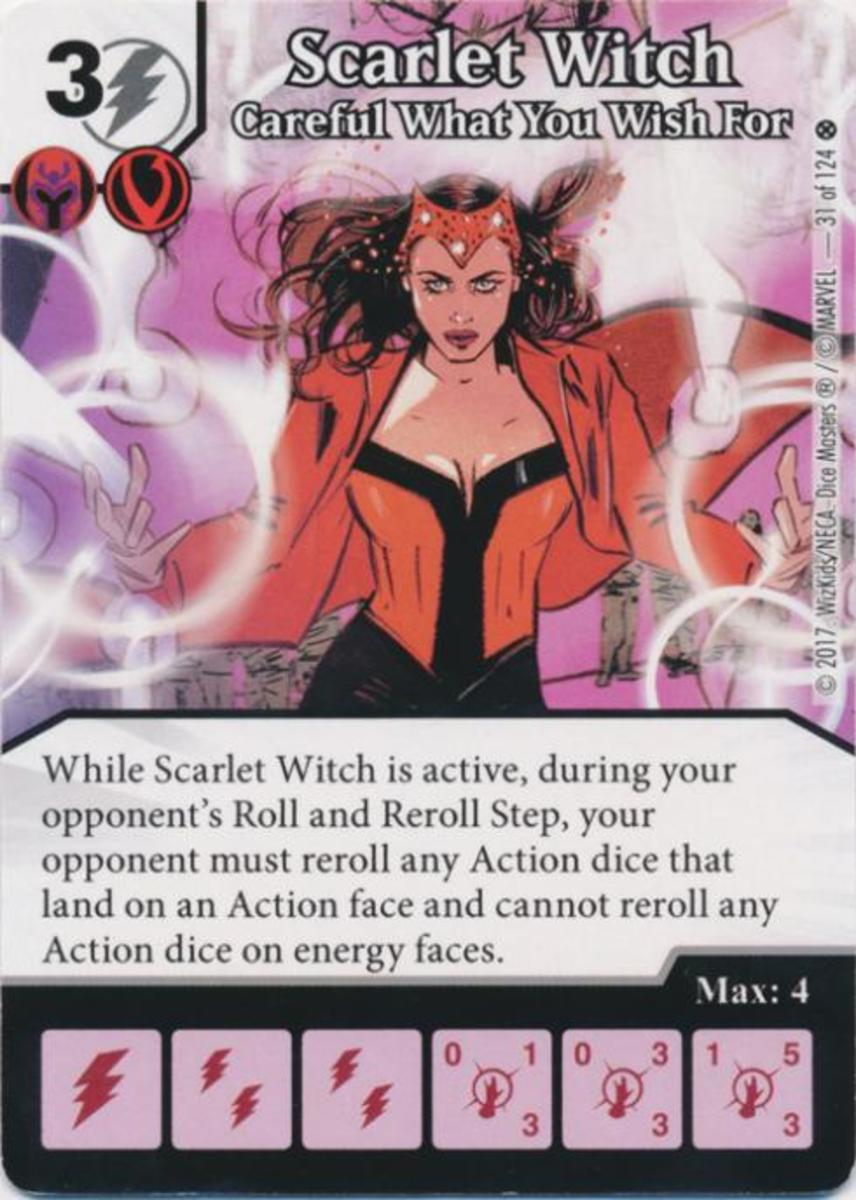 Scarlet Witch: Careful What You Wish For