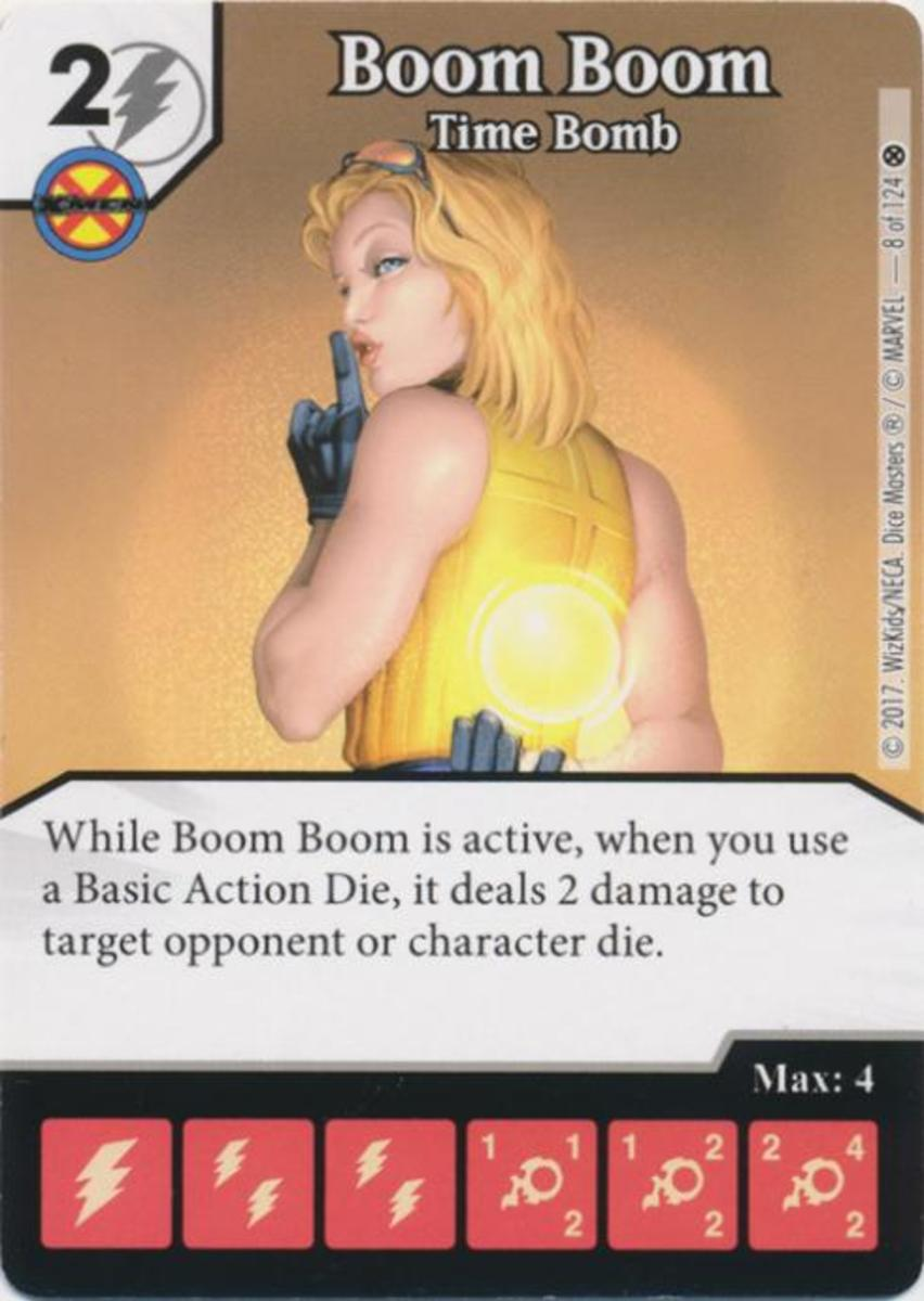 Top 10 Common Characters in Dice Masters