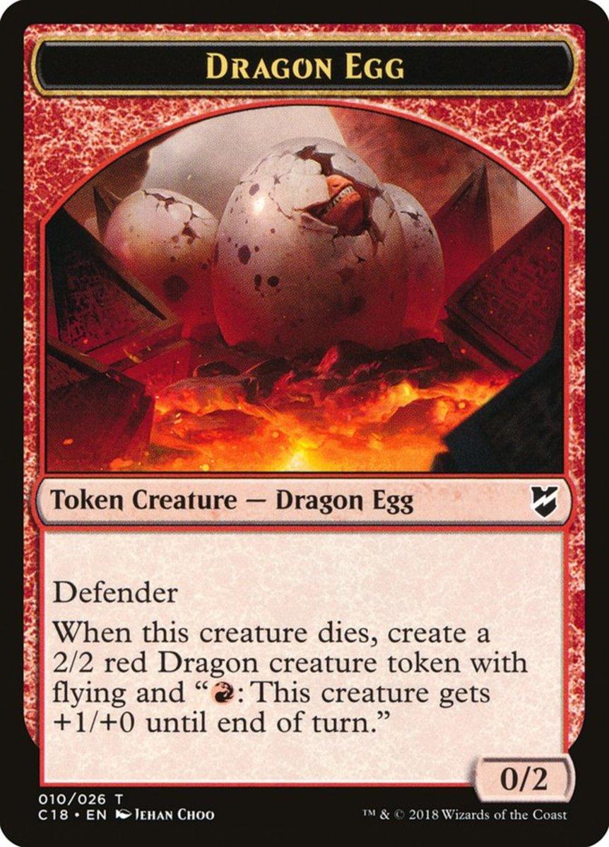 Dragon Egg token