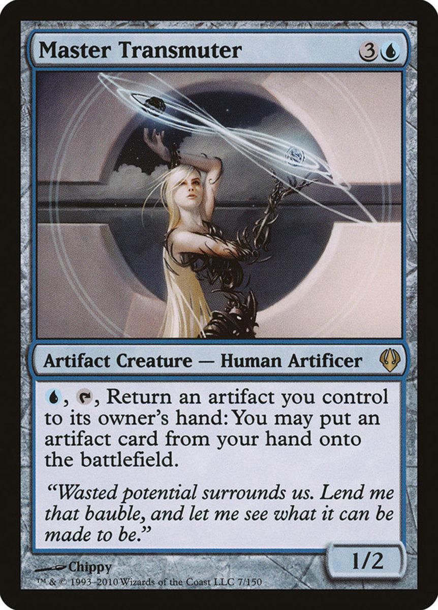 Master Transmuter mtg