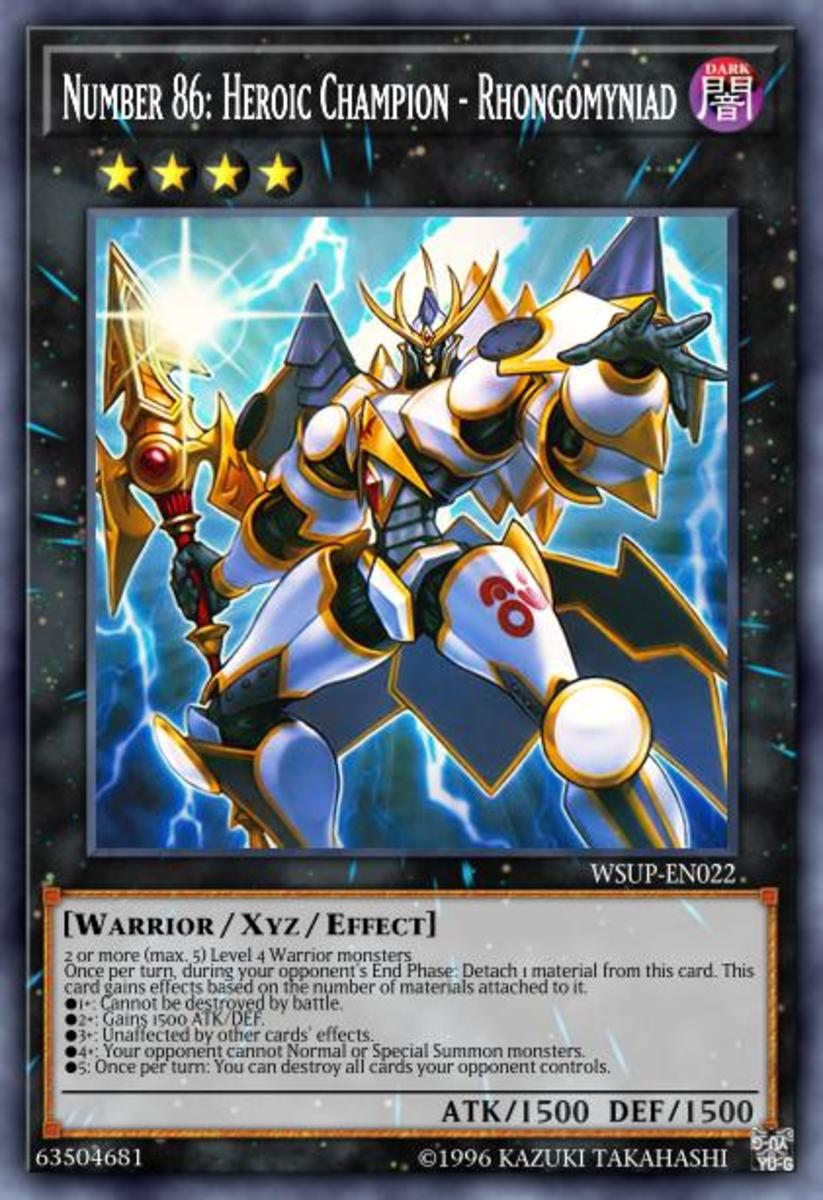Top 10 Yu-Gi-Oh Monsters (Who Can't Be Destroyed in Battle)