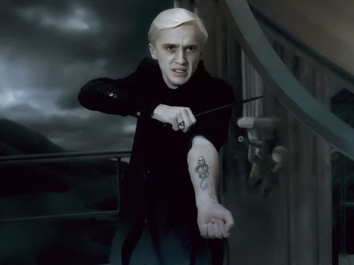 Draco Malfoy's Dark Mark