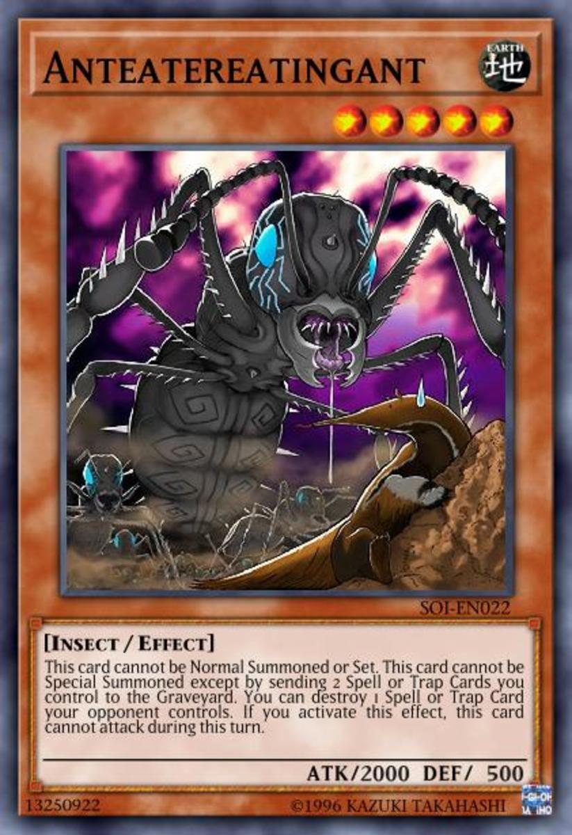 30 Funny Yu-Gi-Oh Monster Names
