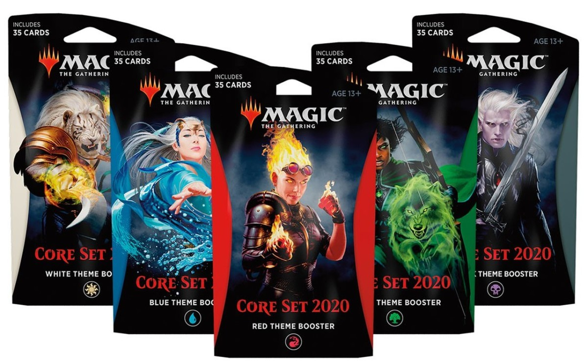 Core 2019 theme boosters