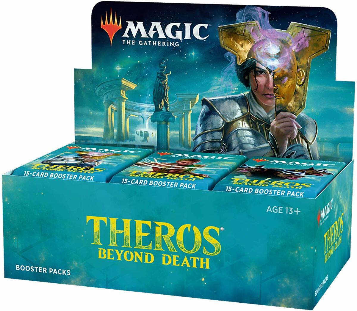 Theros Beyond Death booster box