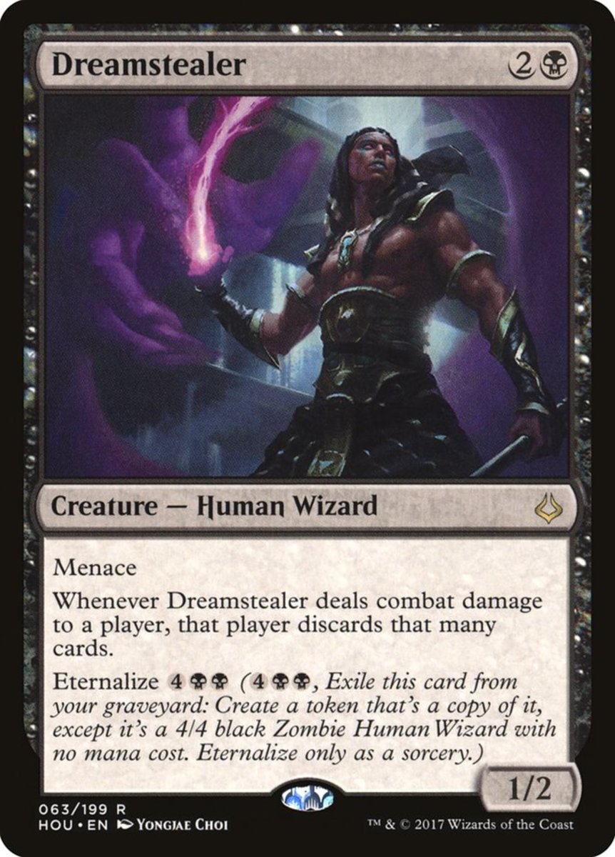 Top 10 Creature Discard Spells in Magic: The Gathering