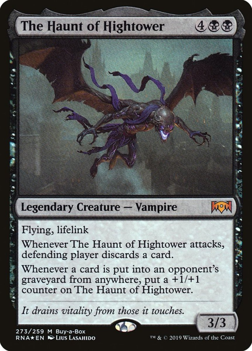 The Haunt of Hightower mtg
